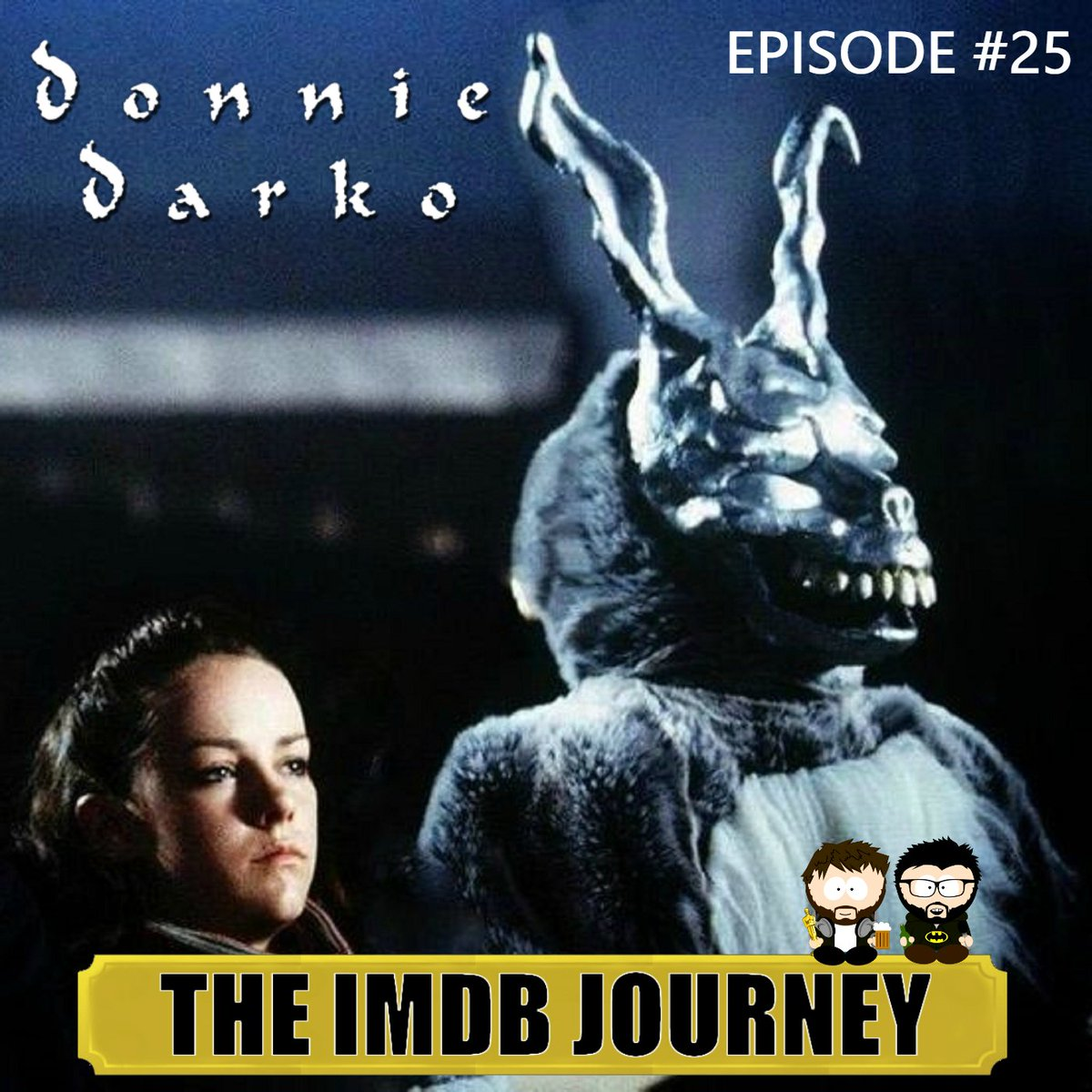 Episode #25 - Donnie Darko (w/ Our Top 5 Films Of 2001)  @itunes:  https:// goo.gl/d6fdY7  &nbsp;   @whooshkaa:  https:// goo.gl/kirDQc  &nbsp;    Check out our @Patreon!  https:// goo.gl/YWBqte  &nbsp;    #podernfamily #thePWA #podsociety #podcast #imdb #filmtwitter #movies    More info below <br>http://pic.twitter.com/OXPVupF0Xa