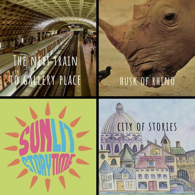 Welcome to SunLit Story Time -- a podcast of fictional short stories that leaves you feeling great! We kick off the podcast with three stories today. Find them on your favorite podcast directory. Subscribe, Rate and Review the show!  #fiction #shortstory #feelgreat #podcast<br>http://pic.twitter.com/kF1uRGa90R