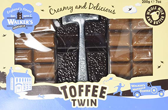****#COMPETITION***** #WIN a @WalkersToffee twin pack with hammer!!!Simply follow us to enter!!! #Competition closes #WinItWednesday 9pm!!! #GIVEAWAY #FREE 👀