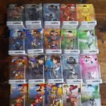 I got a good deal on these so I couldn't resist.. 20 amiibos :)
