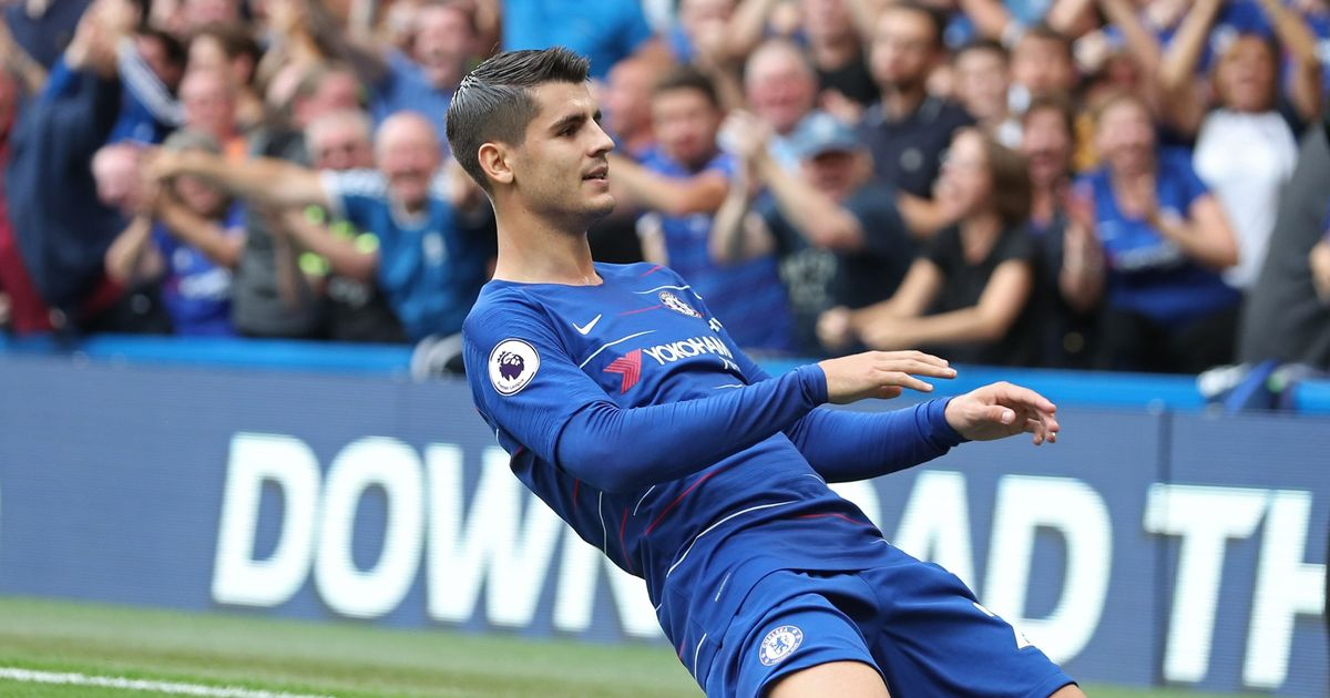 Alvaro Morata on last season:  &quot;The most important thing is the way we play. Last season it was direct balls and to protect the ball in the air is not my best quality.&quot;  &quot;Now I can attack the space, I can play one touch and go in the area for the crosses. It&#39;s better for me.&quot; <br>http://pic.twitter.com/y8BYlQVh4k