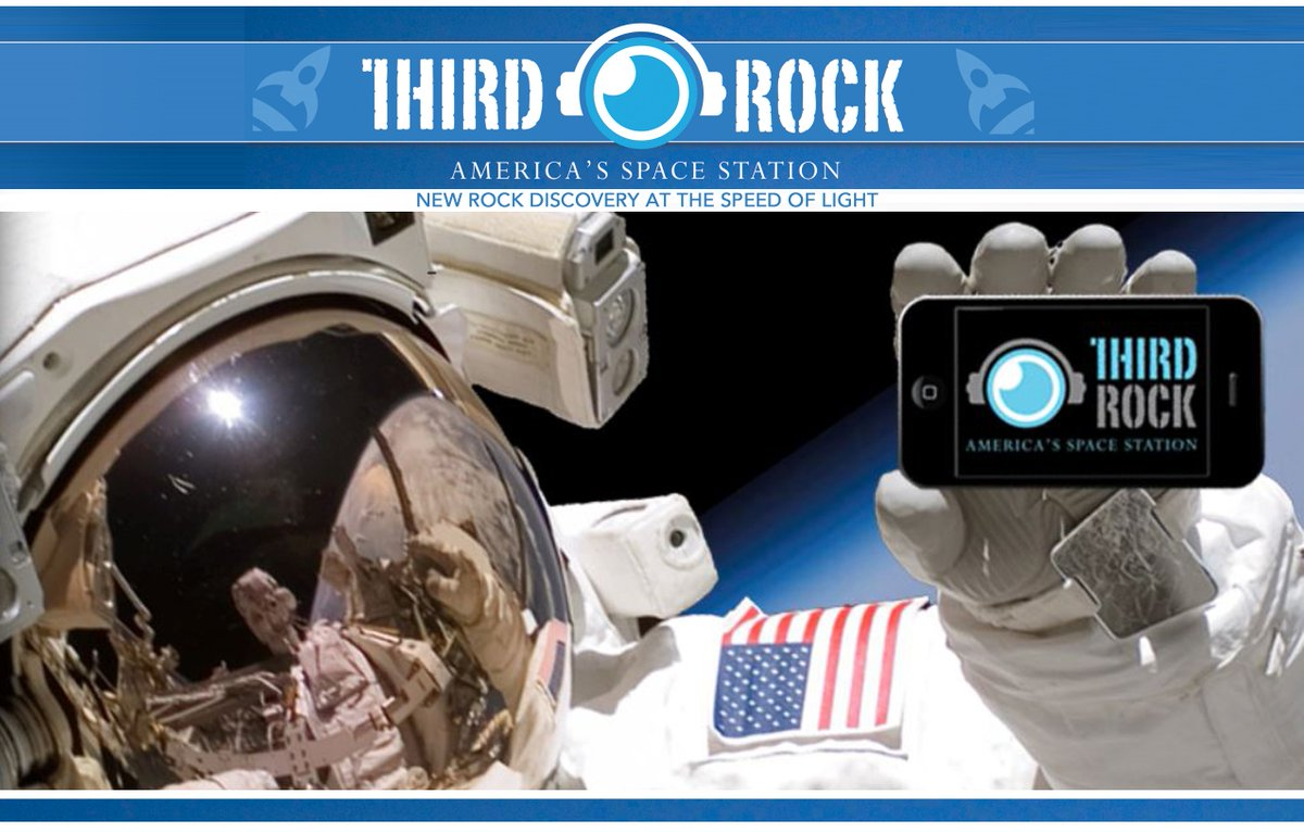 Happy #NationalRadioDay! Did you know NASA has a radio station? If you're a music explorer on a mission of new rock discovery, check out @ThirdRockRadio, a station airing alternative rock and updates of NASA's exciting, on-going missions. Tune in here: https://t.co/yGb9iC56b1