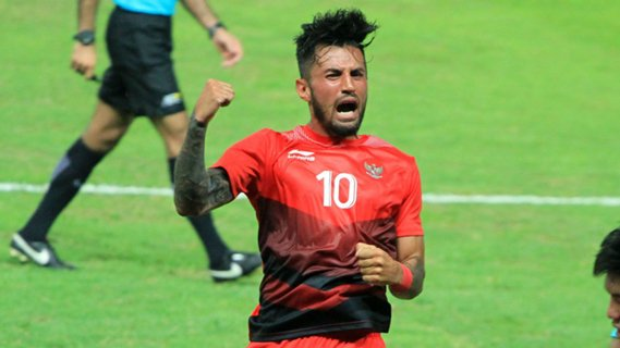 Comeback in style!! Indonesia 3, Hongkong 1. Well done!!  #AsianGames2018 <br>http://pic.twitter.com/pkIx1u968i
