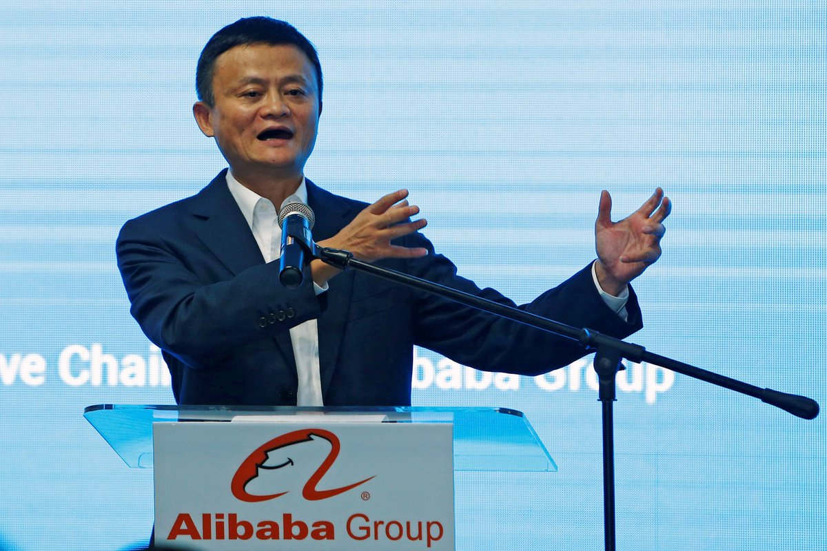 World Economic Forum On Twitter Jack Ma Explains Why Africa Offers