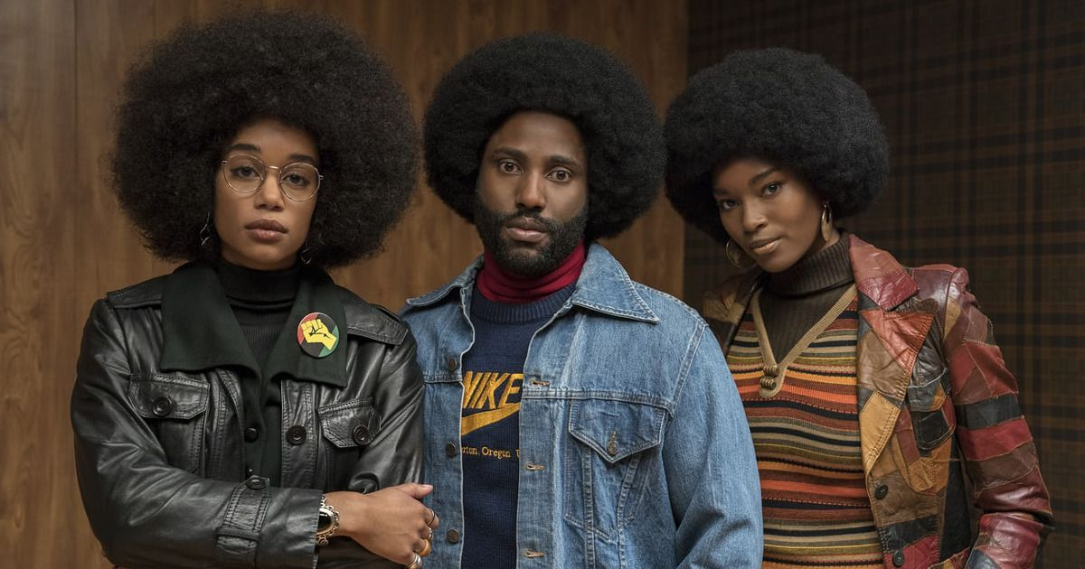 #BootsRiley posts 3-page essay on Twitter critiquing #BlacKkKlansman , says real Ron Stallworth is a villain  https:// buff.ly/2OPtezg  &nbsp;  <br>http://pic.twitter.com/I8lN0XwxMd