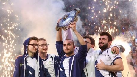 'It's absolutely electric': Dota 2's The International brings elite esports spectacle to Vancouver https://t.co/1JPOblSeA2