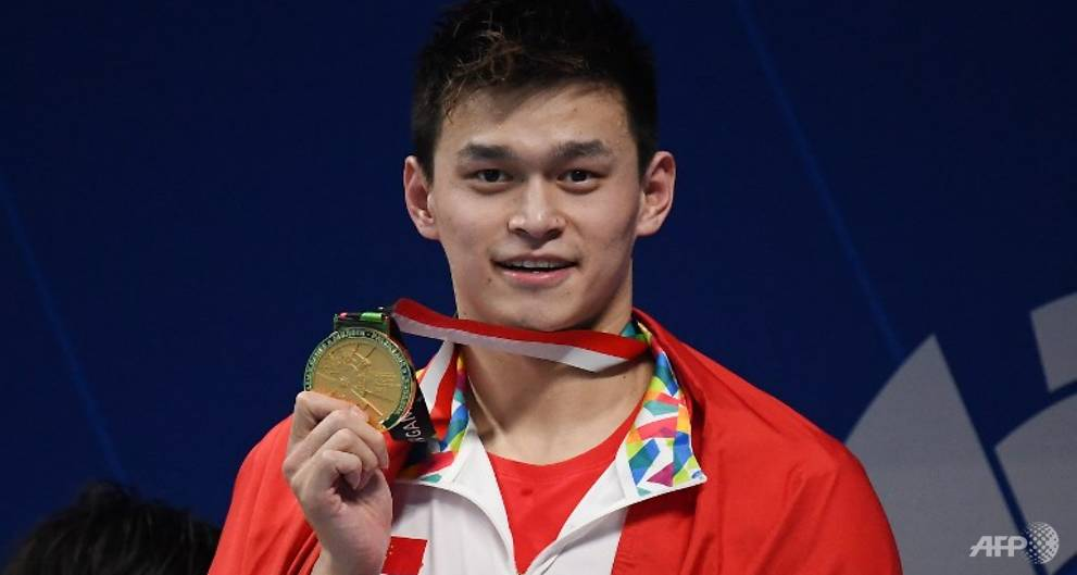 China's Sun Yang roars to second Asian Games gold https://t.co/67uprYe067