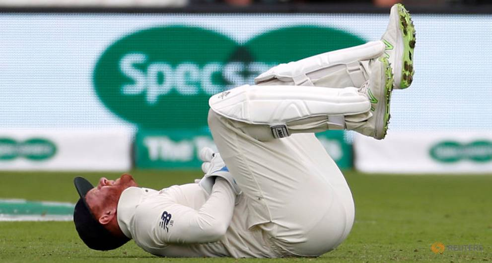 Bairstow fractures finger, expected to bat - reports https://t.co/6WAPcI7NLI
