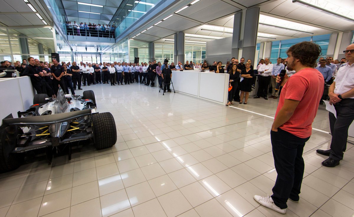 McLaren on Twitter:
