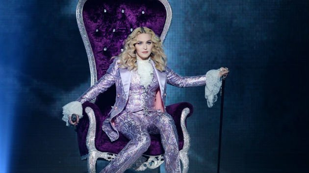 Happy Birthday Queen Of Pop Hits The Big 6-0 Thursday