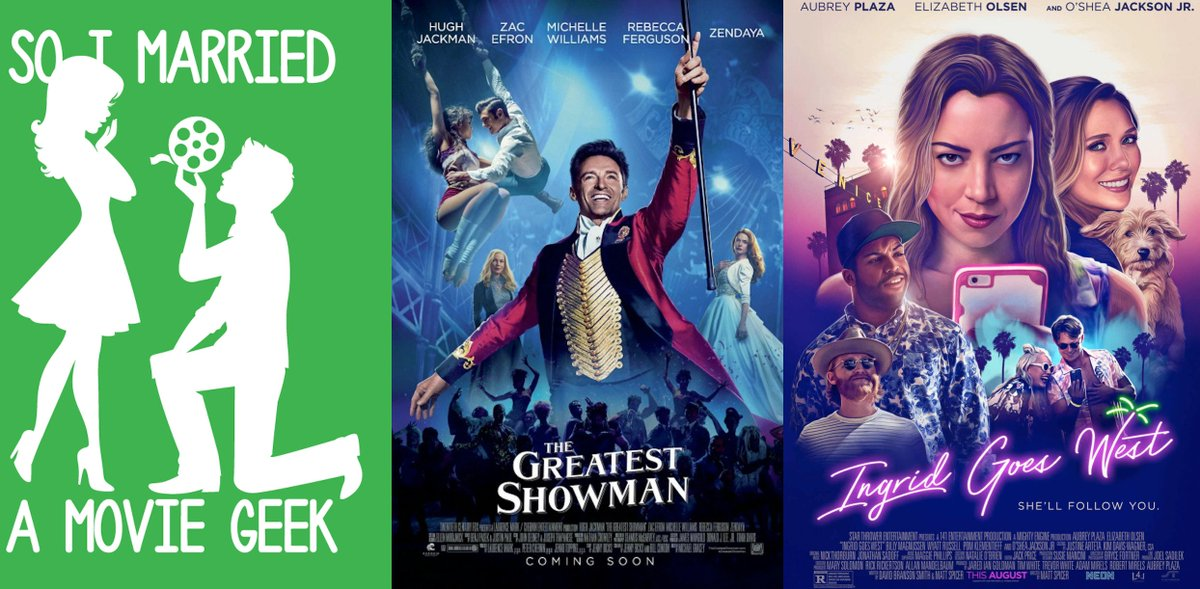 BRAND NEW EPISODE!! We talk THE GREATEST SHOWMAN + INGRID GOES WEST! What&#39;d our musical theater nerd think of Hugh Jackman&#39;s latest? Plus, we rate our Instagram stalking skills! #PodernFamily #PodFix @PodFix Apple Podcasts  http:// apple.co/2a9f0bg  &nbsp;   Podbean  http:// bit.ly/2Pm9Zyy  &nbsp;  <br>http://pic.twitter.com/JZ42dyExrU