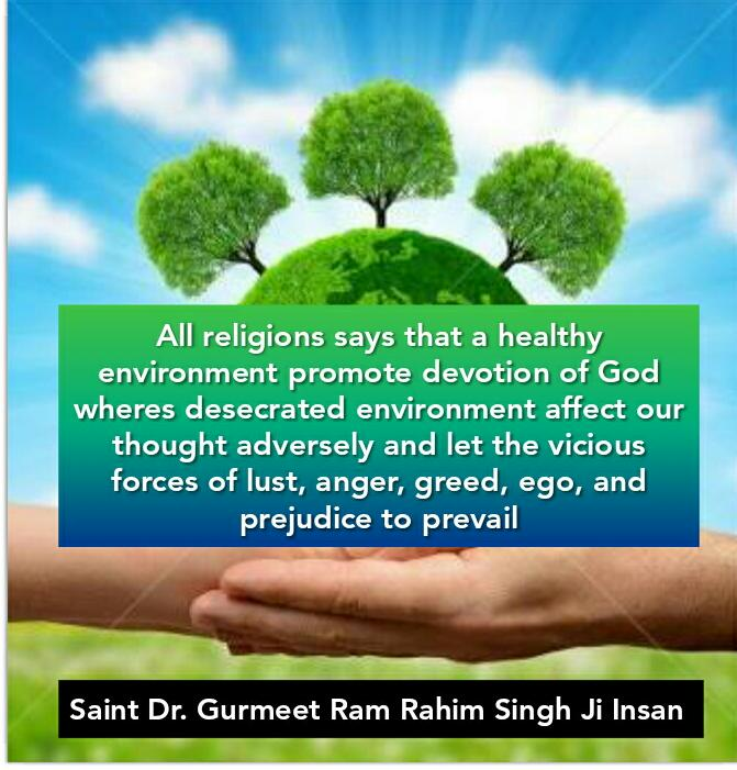 The Organisation of @derasachasauda believes in Selfless Services From Providing Education to Orphan Children to Planting Trees for the Conservation of the Enviourment! Salute to the Master @Gurmeetramrahim who fills Such Zeal in HIS Devotees! #SaveMotherEarthSaysStMSG<br>http://pic.twitter.com/srp8o7ZXwT