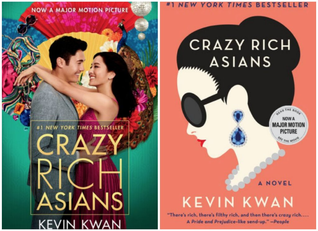 CRAZY RICH ASIANS takes the top spot at the box office, and on our B&N Top 100: spr.ly/6010Da8Eq