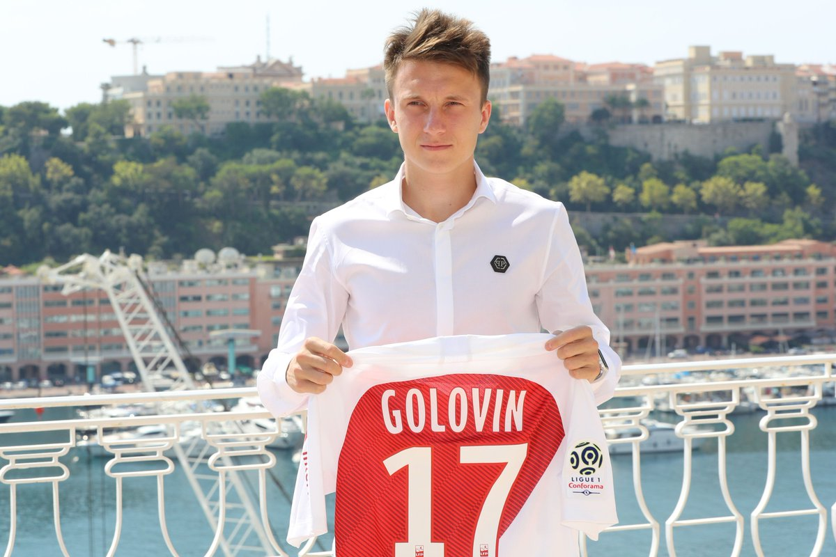 Aleksandr Golovin ✔️ Willem Geubbels ✔️ Sofiane Diop ✔️ Samuel Grandsir ✔️ Most exciting Monaco summer signing? 👌 #UCL