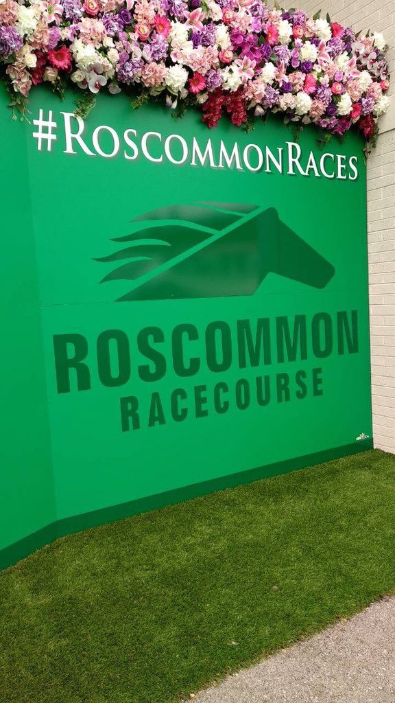 test Twitter Media - First of 8 races goes to post at 4.45pm in @RoscommonRaces featuring the €25,000 @ForanEquine @IrishEBF_ Maiden #ComeRacing https://t.co/mOP9FBGDz3