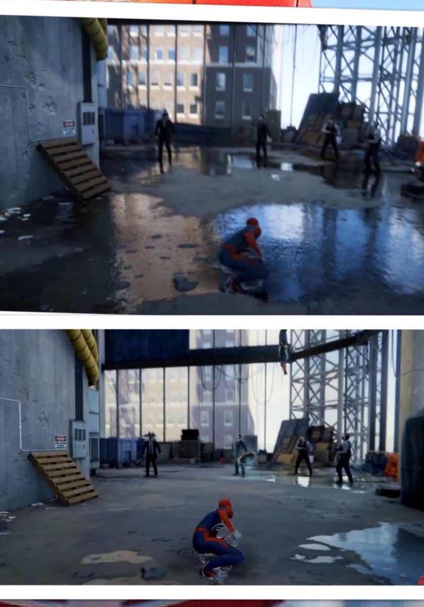 "Spider-Man PS4 Dev Responds To Graphics ""Downgrade"" Claims"