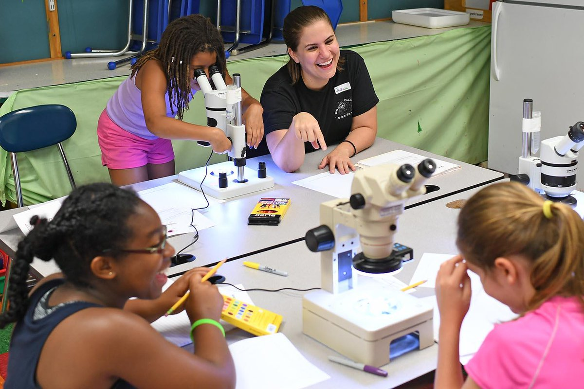 test Twitter Media - One of our favorite partnerships: teaching local girls about #science! The #GirlsInScience #SummerCamp pairs girls in grades 4, 5, and 6 with Wes faculty and students to learn about scientific theory, bacteria, astronomy, and more: https://t.co/oibaqopZI5 https://t.co/J0emXrBVVg