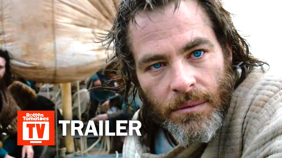 Chris Pine is Robert the Bruce, #OutlawKing of Scotland