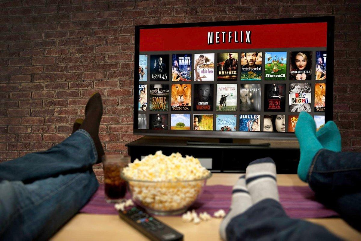 Ah, não! Netflix começa a testar anúncios entre episódios de suas séries https://t.co/57LMQpNYGX