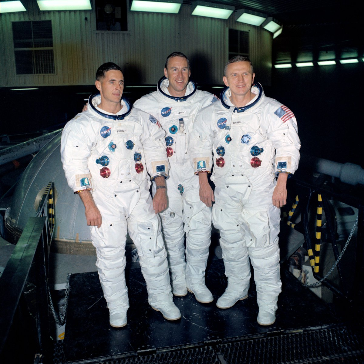 50 years ago, after extensive deliberation, NASA announced the decision to remove the Lunar Module from Apollo 8 in December 1968. Additionally, the Apollo 8 and 9 crew members were switched to reflect each crew's expertise and training for the vehicles.  https://www. nasa.gov/feature/50-yea rs-ago-nasa-announces-changes-to-apollo-8 &nbsp; … <br>http://pic.twitter.com/lTEX3giL5R