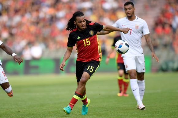 📝 Jason Denayer and Lyon have reached an agreement over a 4 year contract.   ✅ Deal almost done. The Belgian defender (23) will leave Man City after six years. He never played for #mcfc in an official game. He was loaned out to Celtic, Sunderland & Galatasaray (2x).