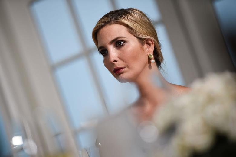 """An open letter to Ivanka Trump about that """"Complicit"""" Saturday Night Live sketch she apparently hates so much:  https:// slate.trib.al/W5KpWOf  &nbsp;  <br>http://pic.twitter.com/cFW2Od43Wr"""