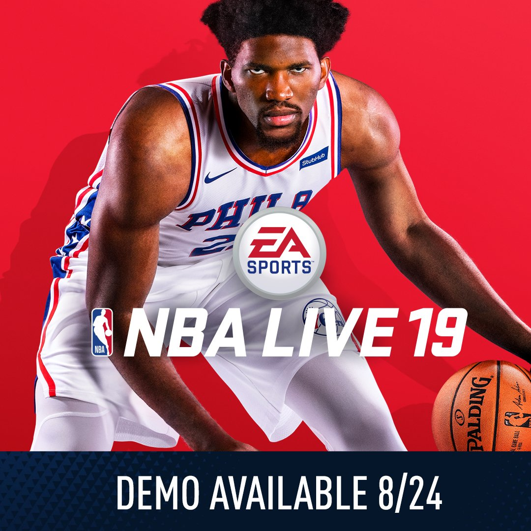 Weekend plans confirmed, #NBALIVE19 Demo drops THIS FRIDAY 12am ET!