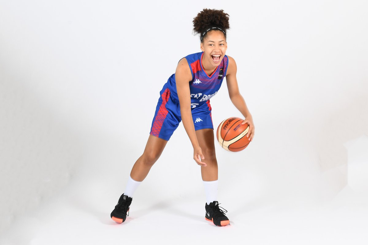 Sorry to say that Asha Andrews has been ruled out of the tournament because of injury.  Good luck Asha for the new season and get well soon.  #GBfamily