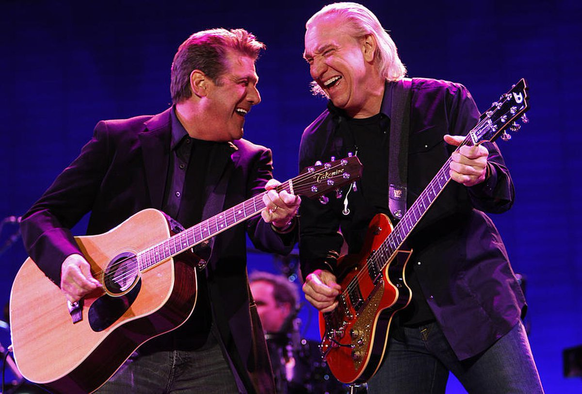 Reloaded twaddle – RT @latimesent: The Eagles' first greatest-hits album is now the No. 1 best-sell...