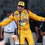 Image for the Tweet beginning: NASCAR executive to @KyleBusch: 'Keep