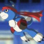 Image for the Tweet beginning: デジモンのアニメの続編を放送してね デジモンのアニメの続きを放送してね デジモンのアニメの次期作を放送してね デジモンのアニメの次回作を放送してね デジモンのアニメの新作を放送してね デジモンのアニメの最新作を放送してね デジモンのアニメの完全新作を放送してね スサノオモン スパーダモン