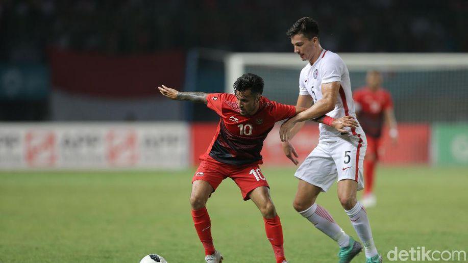 Hasil Sepakbola Asian Games 2018: Kalahkan Hong Kong, Indonesia Juara Grup https://t.co/ZveVpNNn2C https://t.co/B5zxi3H2Uy