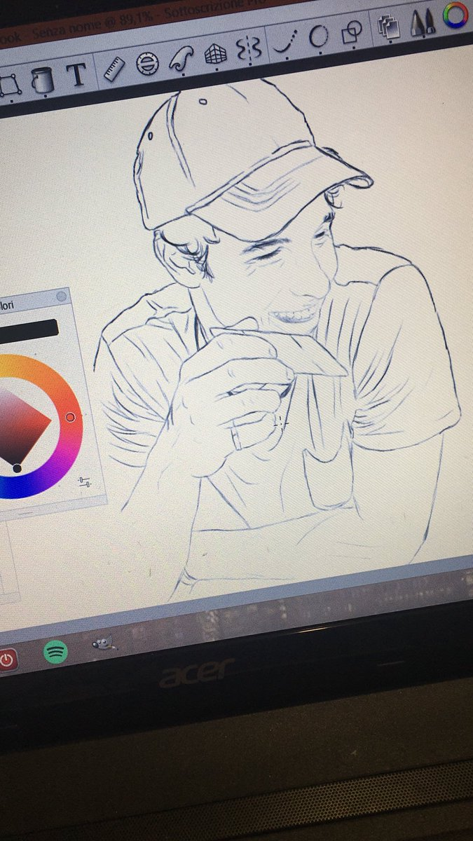 Who is exited? I AM .@ShawnMendes (sketch) <br>http://pic.twitter.com/85itfBJzQb