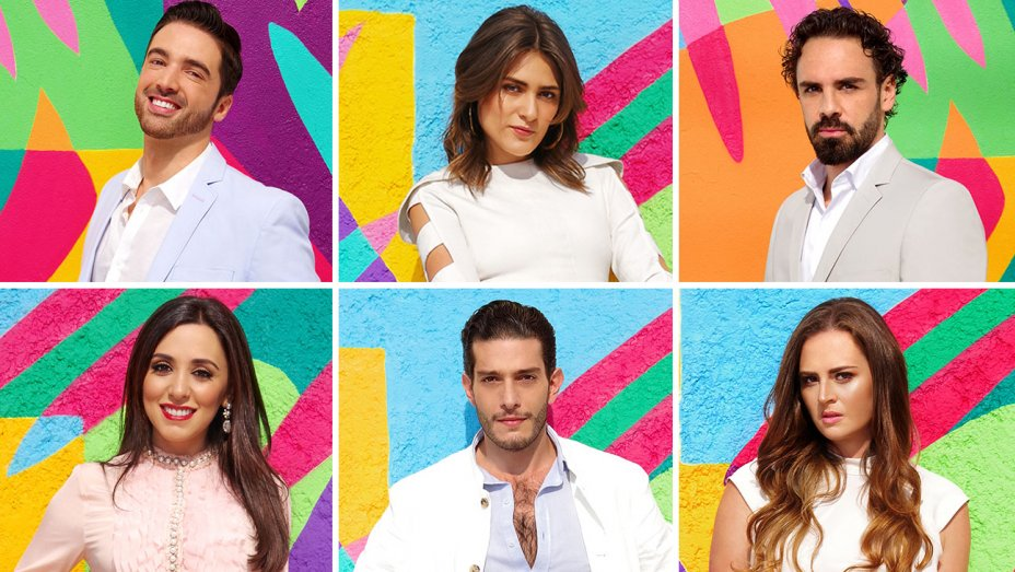 .@netflix to debut first Mexican reality series https://t.co/cyrsq8Dfyf https://t.co/SFY0decpFh