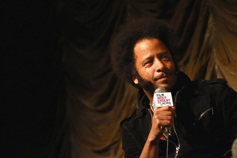 Sorry to Bother You director Boots Riley has a blistering critique of Spike Lee's BlacKkKlansman:  https:// slate.trib.al/0szTQvZ  &nbsp;  <br>http://pic.twitter.com/RhcmqTkt9j