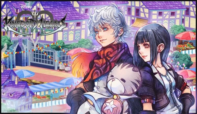 Happy Monday, Keyblade wielders! What are you looking forward to this week in #KHUX? Remember to complete the KINGDOM HEARTS 358/2 Days Quiz event, alongside the Org. XIII Axel event!<br>http://pic.twitter.com/joyl7dMkxi