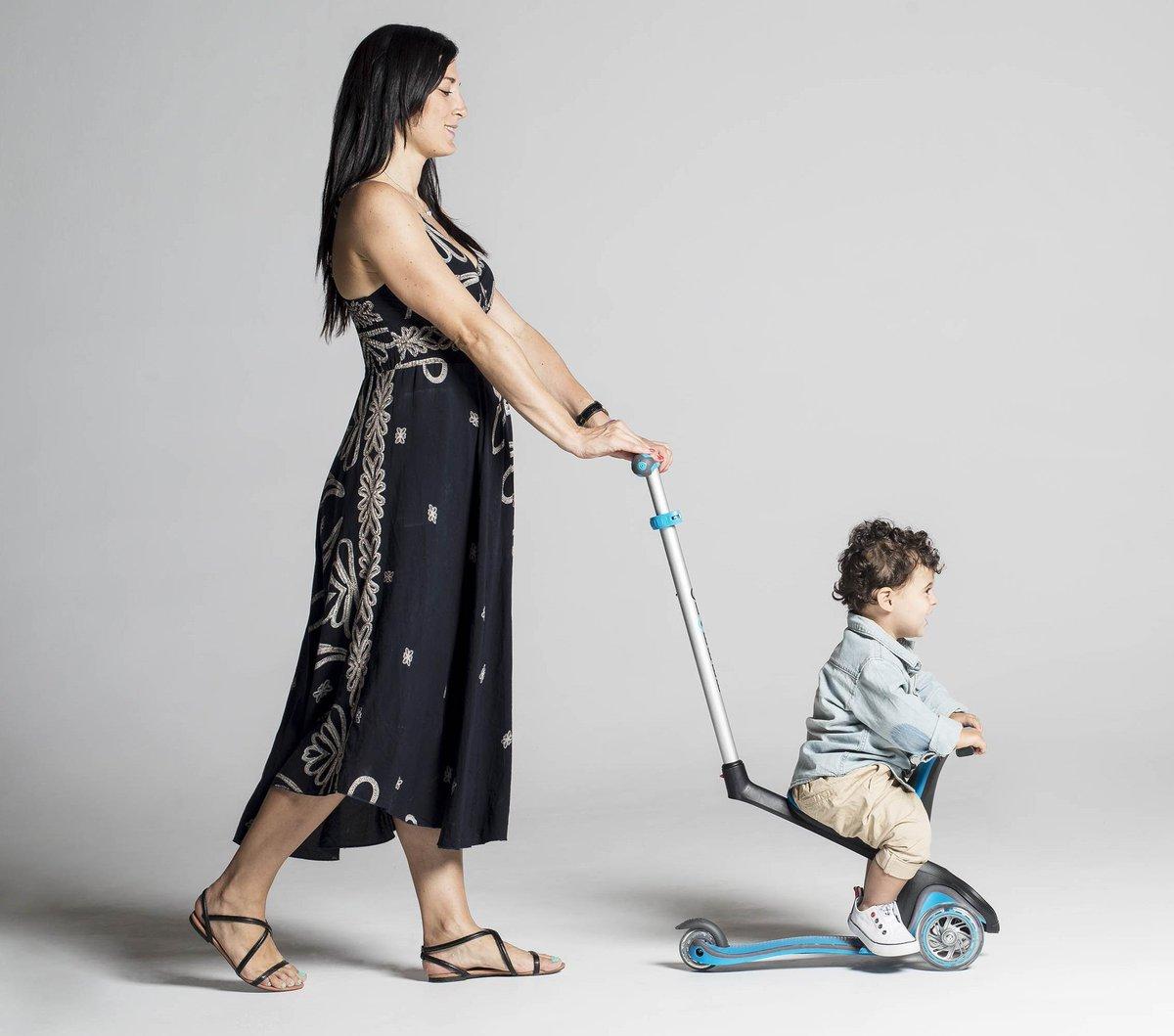 子供の成長に合わせて「手押し車」→「キックスクーター」→「キックボード」に変えられる  グロッバー EVOキックボード(Amazon) https://t.co/1YOY0wiGfb