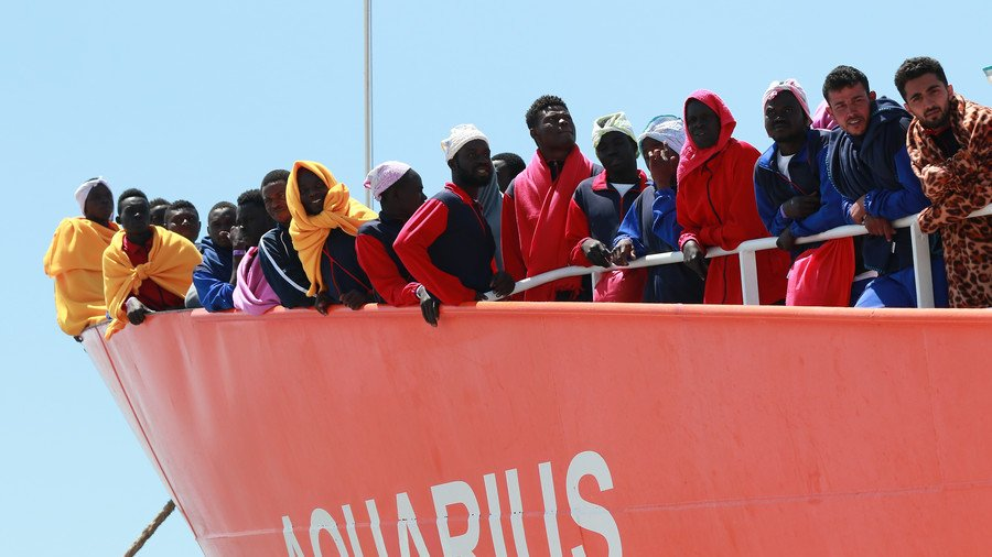 Italy asks EU to find states willing to take 177 migrants from coastguard ship  https://t.co/QWRx7yk0rI https://t.co/uGvKDCN2Gn