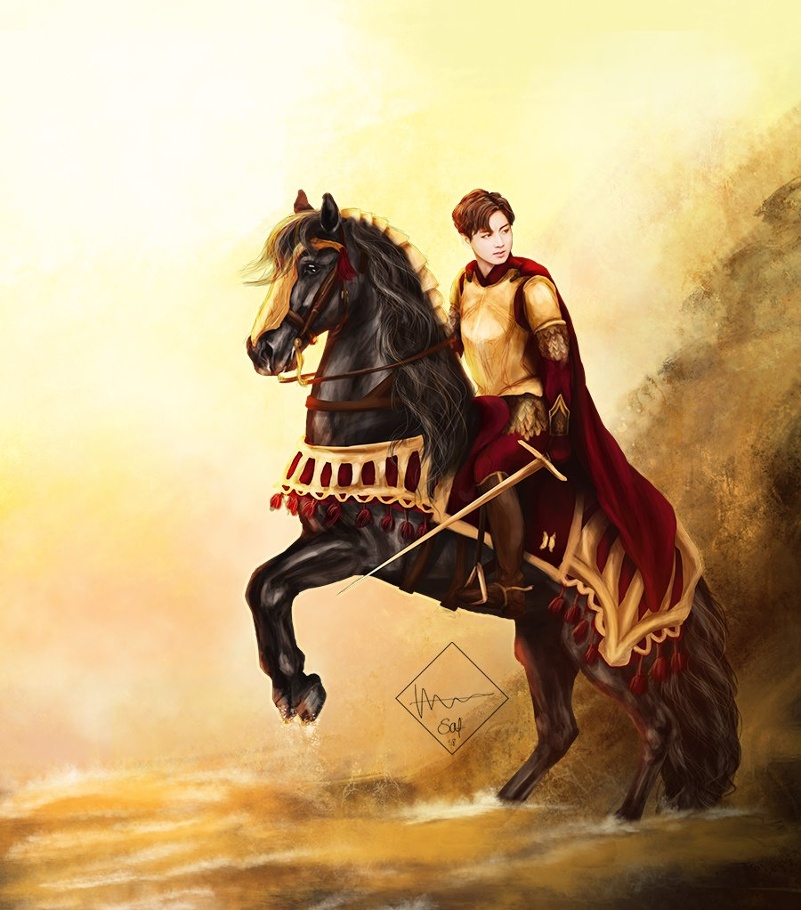 we all need a little more King Jungkook in our lives <br>http://pic.twitter.com/Gzkh49mSCZ