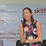 Image for the Tweet beginning: @ANDEWestAfrica hosted @SkollFoundation in Lagos