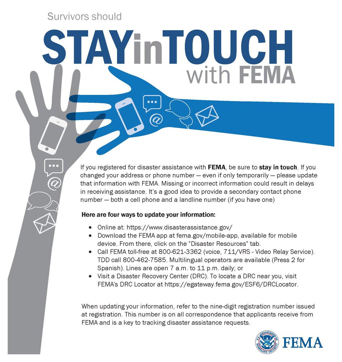 FEMA Region 6 on Twitter: