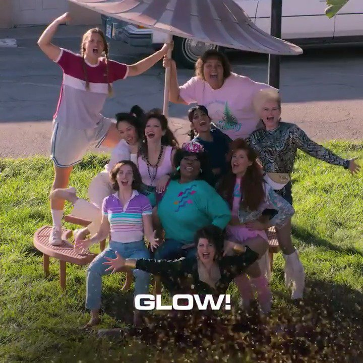 Its official: Netflix has renewed #GLOW for Season 3! editorial.rottentomatoes.com/article/renewe…