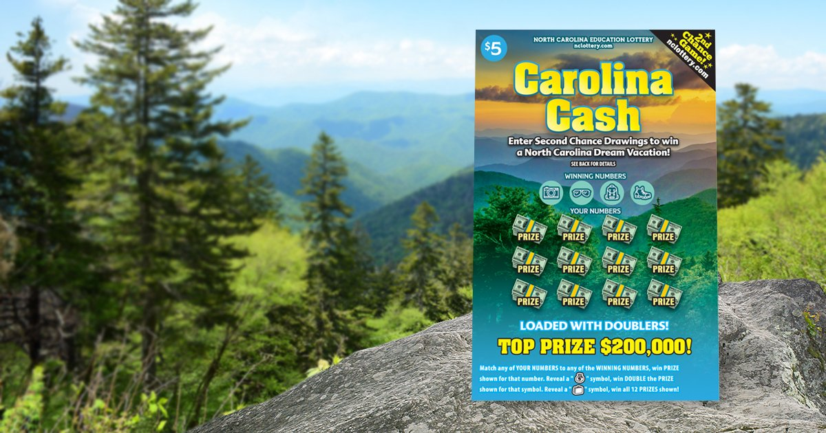 Remember To Enter Your Tickets Into Lucke Rewards Soon For A Chance Win North Carolina Dream Vacation Bitly 2wfUPSP Pictwitter CHMZAMRnQW