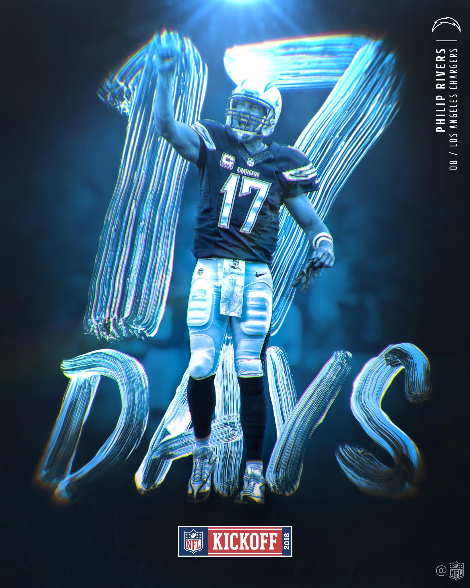 1️⃣7️⃣ days! ������  #Kickoff2018 https://t.co/X5bibgzM7v