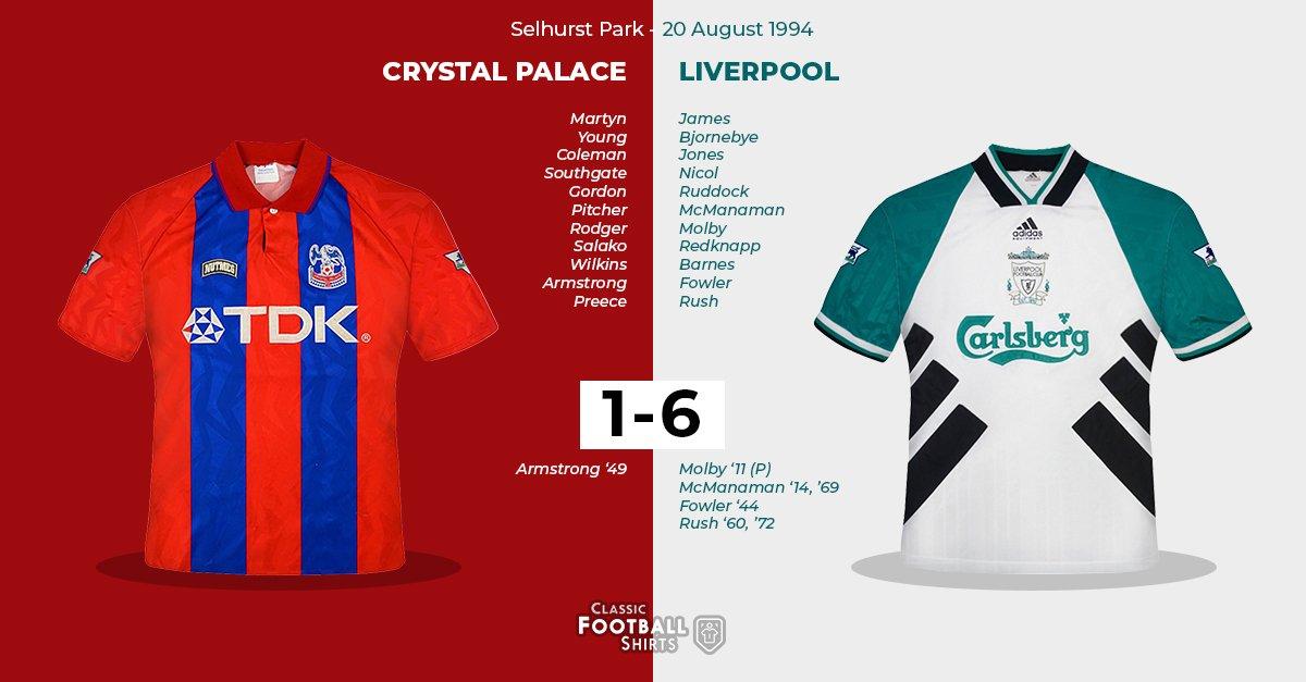 quality design e3ac7 212fc Classic Football Shirts on Twitter: