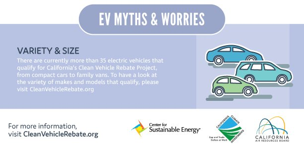 Clean Vehicle Rebate >> Clean Vehicle Rebate On Twitter Didyouknow That There Are