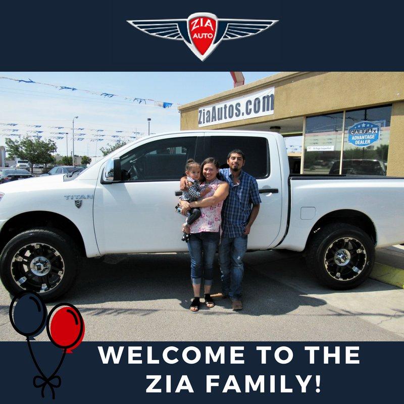 Zia Auto Sales >> Zia Automotive On Twitter Congratulations Gallardo Family On Your