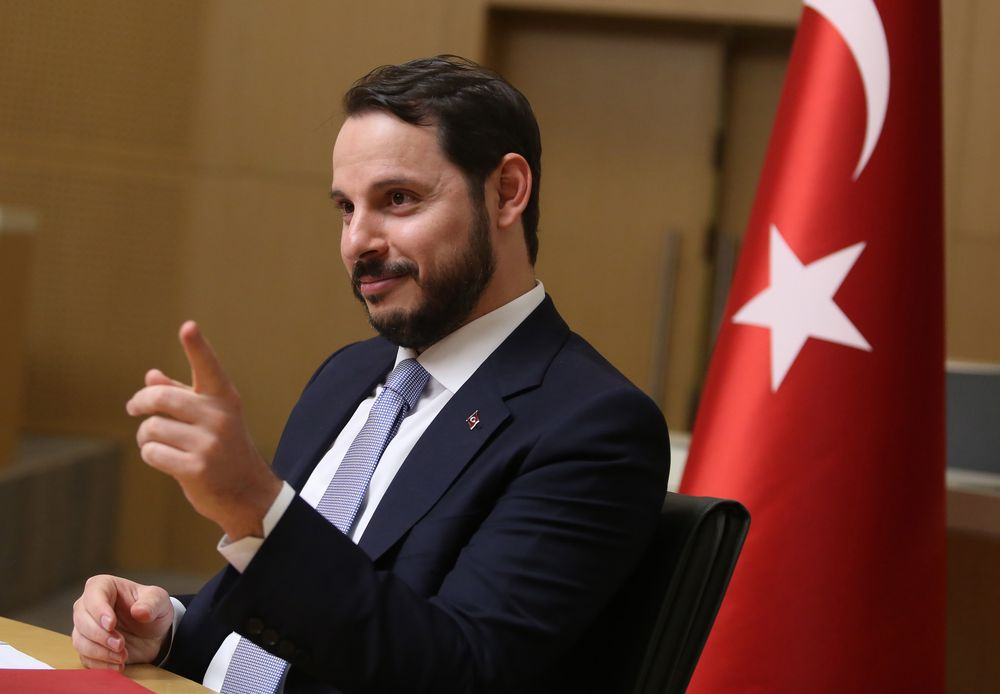 &quot;There is no #IMF plan; we have focused on attracting direct investments,&quot; said Erdogans son in law @BeratAlbayrak. Is he joking? Who are those investors to come and spend their money in todays #Erdogans Turkey?!<br>http://pic.twitter.com/MAco9sPmTq