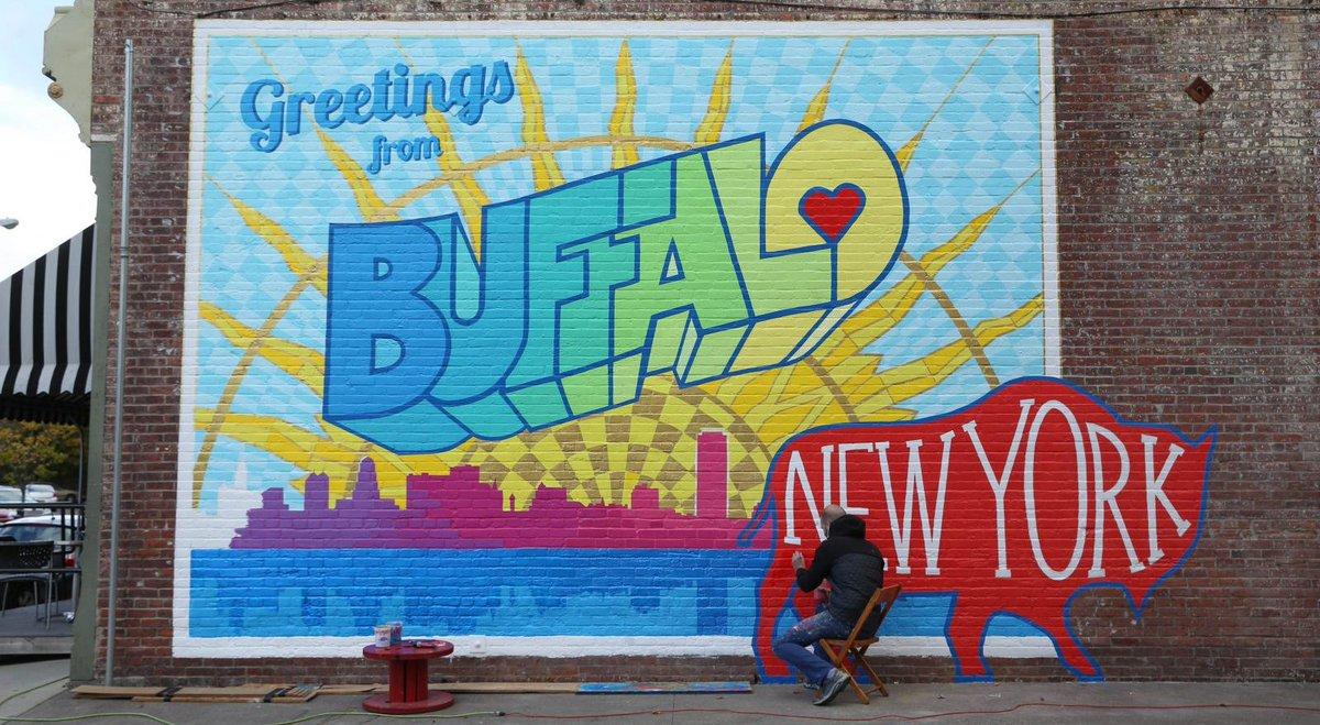 The Pop In Buffalo Rising