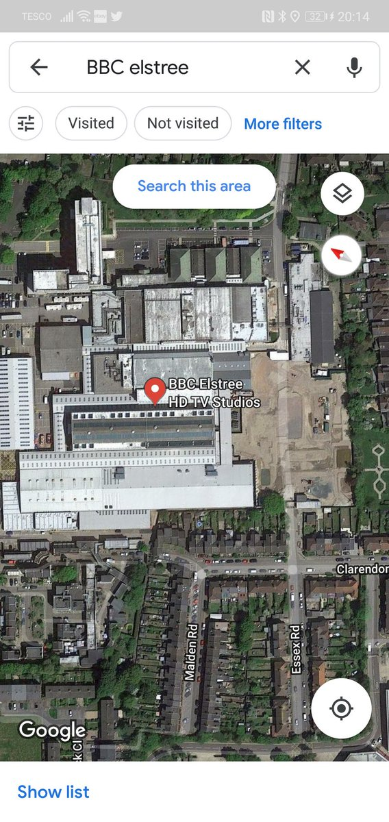 Eastenders New Set — Digital Spy on albert square london, albert square soap, albert square map, albert square celeb,